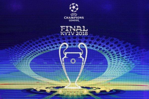 Завершен первый тайм финала ЛЧ-2018 между «Реалом» и «Ливерпулем»
