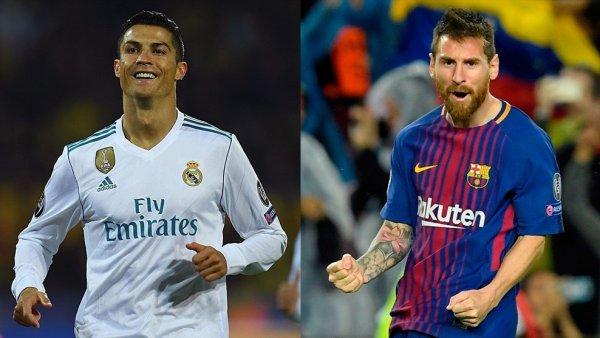 Результат Лиги чемпионов: Лионель Месси более совершенен, чем Криштиану Роналду