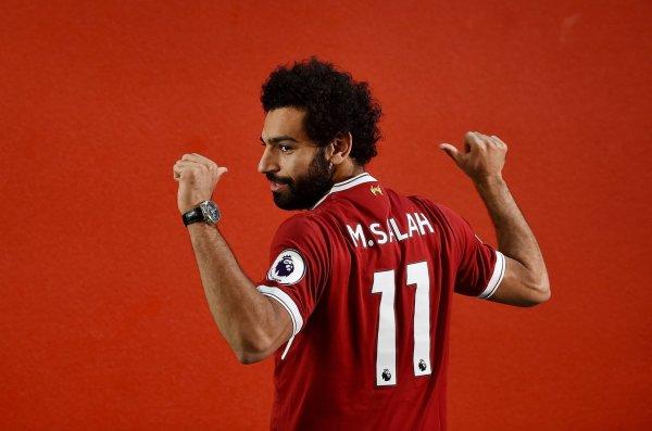 Минспорта Египта: Восстановление футболиста Салаха займет две недели