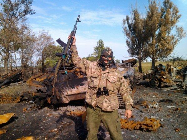 На Донбассе в бою погиб бывший футболист донецкого «Металлурга»