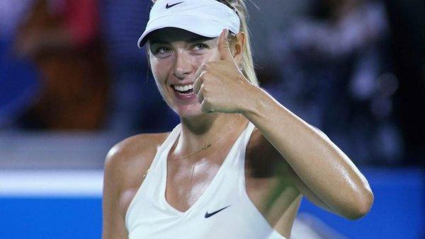 Теннисистка Шарапова «засветилась» в американском сериале
