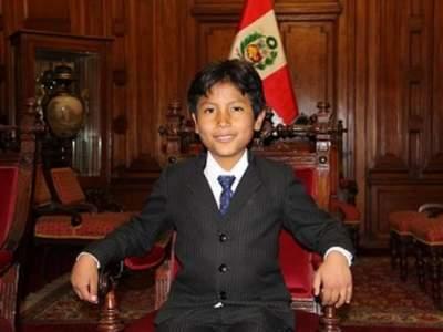 В Перу семилетний мальчик основал свой банк