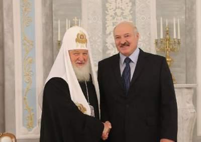 Лукашенко высказался относительно раскола православия