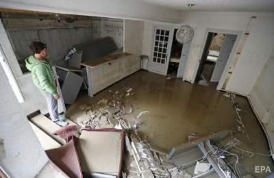 Во Франции произошло наводнение, есть погибшие