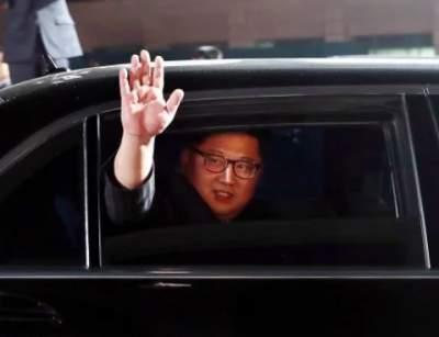 Российские власти пригласили Ким Чен Ына