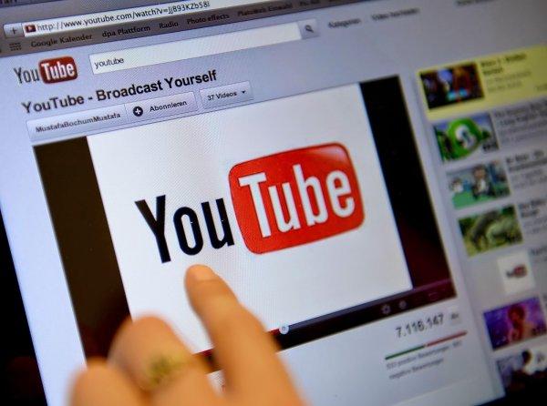 YouTube наладил работу после сбоя