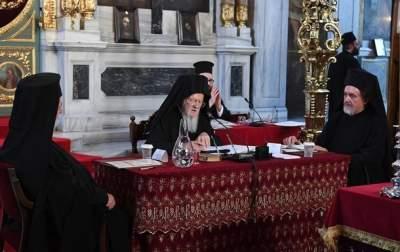 Православная церковь Турции подала иск против Вселенского патриарха