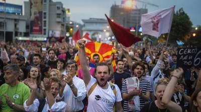Кремль зовет Македонию в