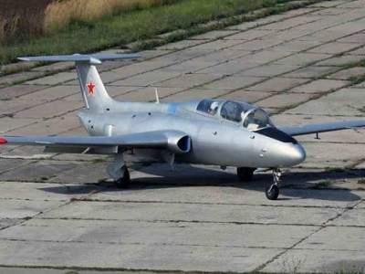 В Краснодарском крае упал учебный самолет
