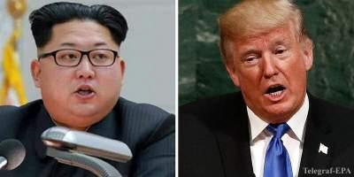 Стало известно, когда встретятся Трамп и Ким Чен Ын