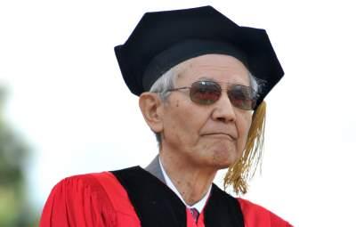 В Японии скончался лауреат Нобелевской премии