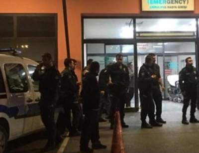 В Турции мужчина сбежал из тюрьмы и ранил 11 прохожих