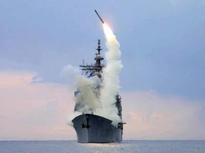 США впервые показали миру новую крылатую ракету