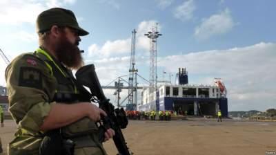 В Норвегии попали в ДТП семь машин: пострадали военные США