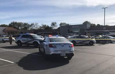 В США в супермаркете произошла стрельба: есть жертвы