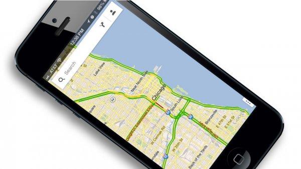 «Мертвая зона» обнаружена на Google-картах