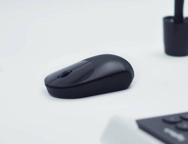 Мышь HP USB Fingerprint Mouse сканирует отпечатки пальцев
