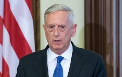 Пентагон намерен укрепить границу с Мексикой 800 военными