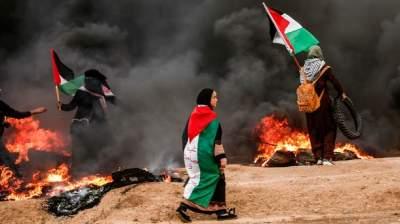 В секторе Газа новые столкновения: есть погибшие