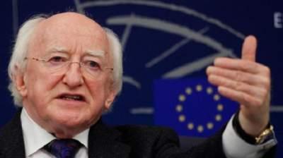 В Ирландии избрали президента