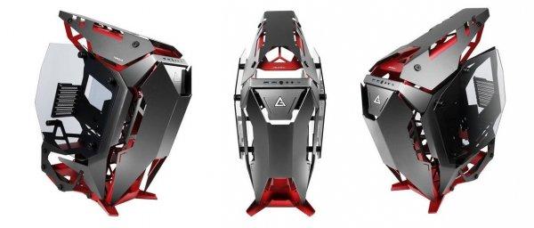 Antec представила компьютерный корпус в виде робота-трансформера