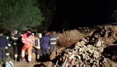 В Италии в результате оползня погибли 4 человека