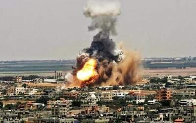 Турция обстреляла позиции курдов в Сирии