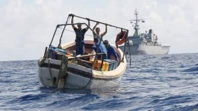 Пираты отпустили украинца с захваченного судна