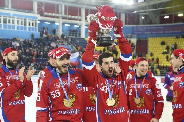 Россия разгромила Австрию на ЧМ по хоккею со счетом 7-0