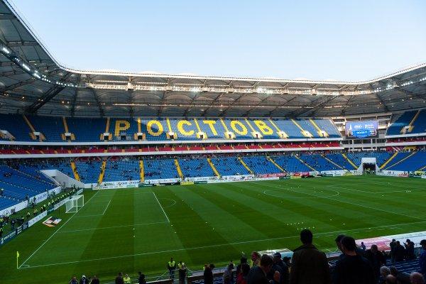 Фанатов не выпустят за пределы «Ростов-Арены» во время матча