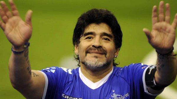 Марадона может оказаться главным тренером белорусского