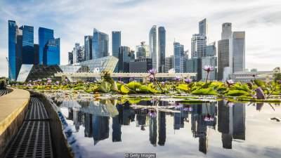 Назван самый чистый и зеленый мегаполис Азии