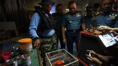 Крушение лайнер Boeing 737 в Индонезии: новые подробности
