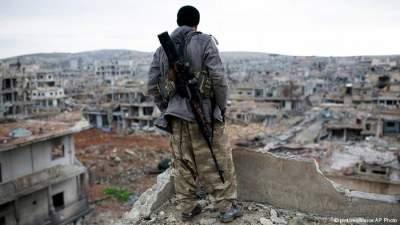 В Сирии погибли мирные жители
