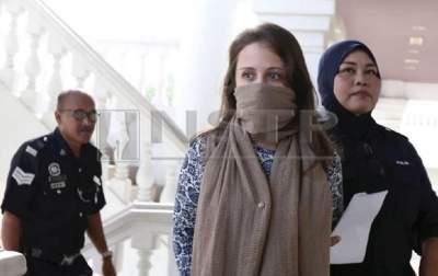 В Малайзии украинка получила пожизненный срок