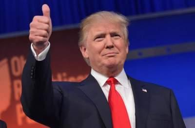 Трамп назвал выборы в Штатах победой Республиканской партии