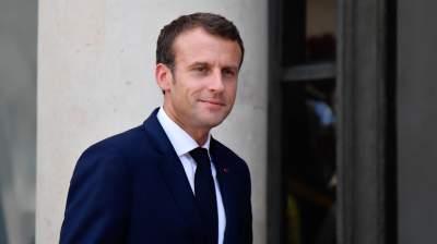Президента Франции хотели зарезать керамическим ножом