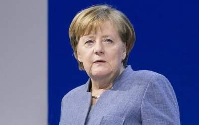 Канцлер Германии призвала к мирному разрешению военных конфликтов