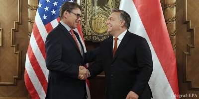 США призвали отказаться от газопроводов РФ
