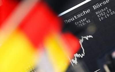 Крупнейшая экономика Европы показала рекордное падение