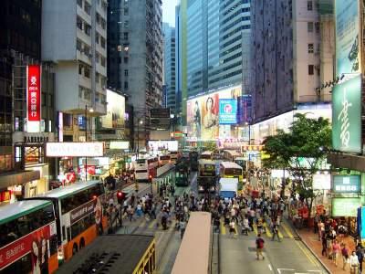 Появился рейтинг самых дорогих торговых улиц мира