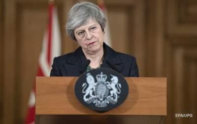 Тереза Мэй пообещала довести Brexit до конца