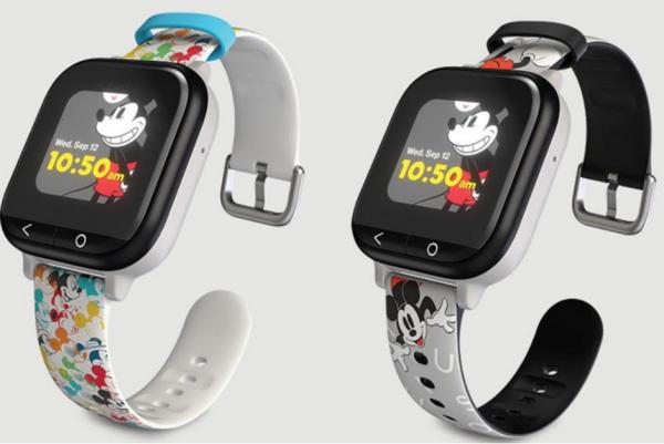 Verizon и Disney представили новые GizmoWatch к празднованию 90-летия Микки Мауса