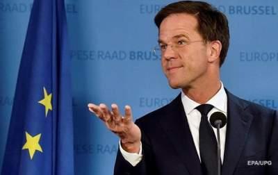 В Нидерландах отвергли идею создания европейской армии