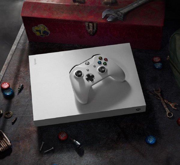 Бюджетная версия консоли Xbox One от Microsoft выйдет в 2019 году без дисковода