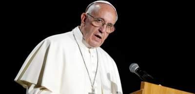 Папа Франциск призвал не игнорировать мигрантов