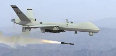 США ударили беспилотниками по боевикам в Сомали