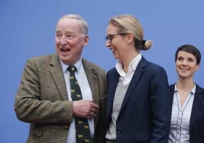 В Германии открыли дело против лидера ультраправых