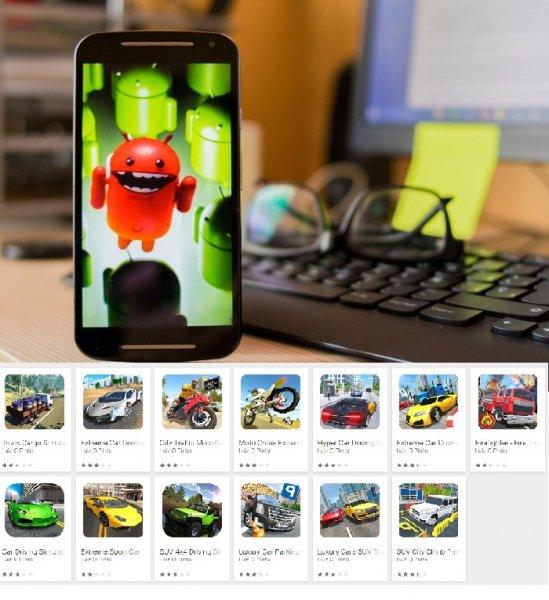 Пользователи Android скачали приложения с вирусом более полумиллиона раз