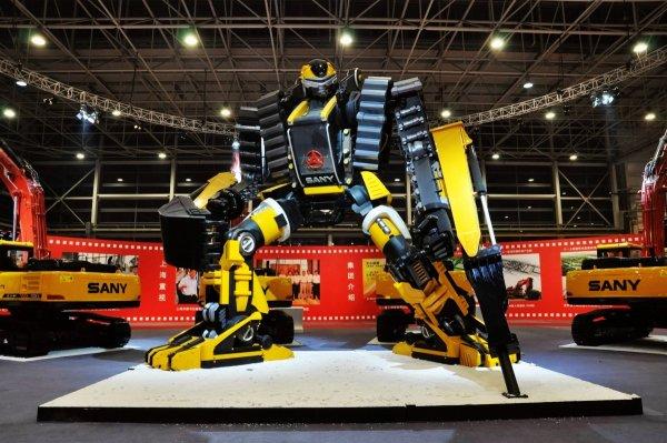 Выставка роботов из Лас-Вегаса пройдет в Ростове